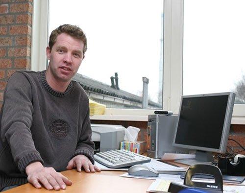 Benny Reuvers directeur Autorecycling Reuvers