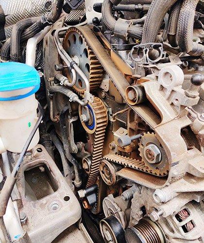 gereviseerde auto onderdelen Autorecycling Reuvers